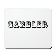 Gambler Mousepad