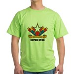 Wire Wrap Superstar - Jewelry Green T-Shirt
