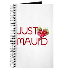 Just Maui'd Journal