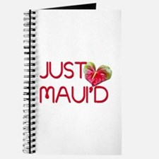 Just Maui'd Journal