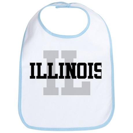 IL Illinois Bib