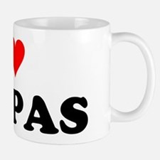 I Love Arepas Mug