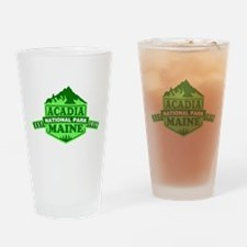 Acadia - Maine Drinking Glass