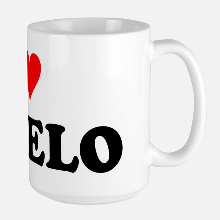 I Love Abuelo Mug