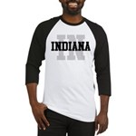IN Indiana Baseball Jersey