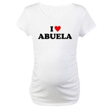 I Love Abuela Shirt