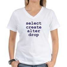 Cute Database administration Shirt
