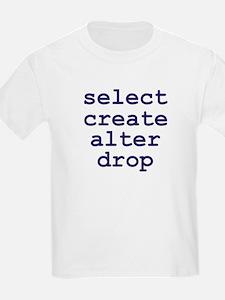 RelationaryDatabaseAdministrator T-Shirt