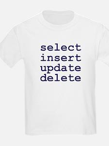 Unique Mysql T-Shirt