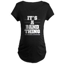 bandthing Maternity T-Shirt