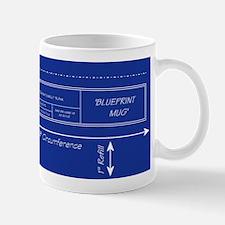 Blueprint Mug
