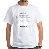 Husky Mens White T-shirts