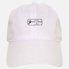 Do not shake or agitate pharm Baseball Baseball Cap