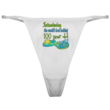 Best Looking 100th Classic Thong