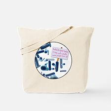 Cute Bacteria Tote Bag
