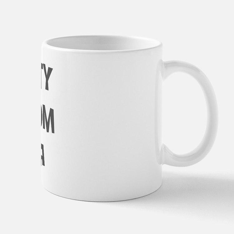 Property of My Mom Veronica Mug