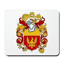 Harrison Family Crest Mousepad