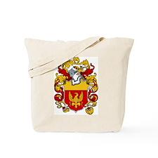 Harrison Family Crest Tote Bag