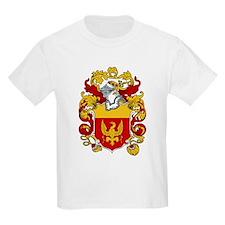 Harrison Family Crest Kids T-Shirt
