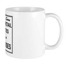 The Wire 'B&B Enterprises' Small Mugs