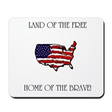 Land of the Free, Home of the Mousepad