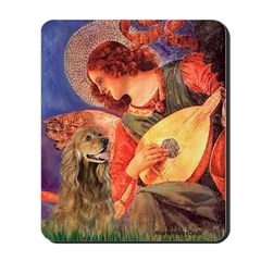 Angel (3) & Cocker (7) Mousepad