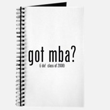 got mba? (i do! class of 2008) Journal