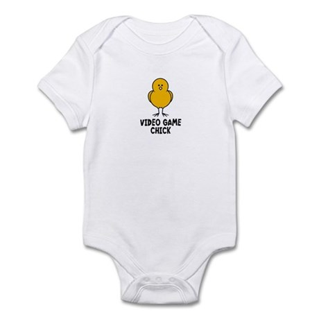 Video Game Chick Infant Bodysuit