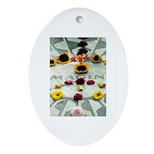 FND Imagine Series Oval Ornament