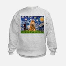 Starry / Cocker (#7) Sweatshirt