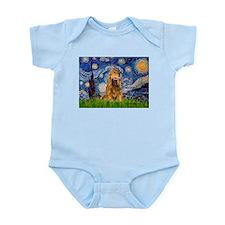 Starry / Cocker (#7) Infant Bodysuit
