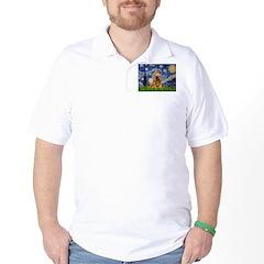Starry / Cocker (#7) T-Shirt