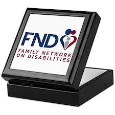 FND Logo Series Keepsake Box