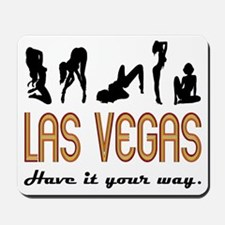 Las Vegas (sex) Mousepad