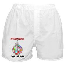 International Oilman Boxer Shorts