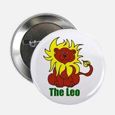 Giggling Leo Button