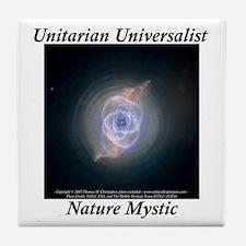 Mystic/Cat's Eye Tile Coaster