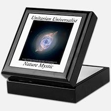 Mystic/Cat's Eye Keepsake Box
