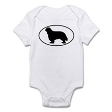 Cavalier King Charles Infant Bodysuit
