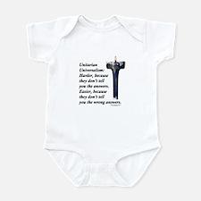 Hard/Easy Infant Bodysuit