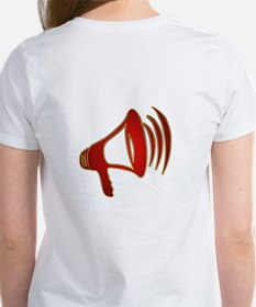 Unique Red house records Tee