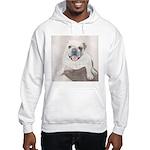 Hooded Sweatshirt Bull Dog