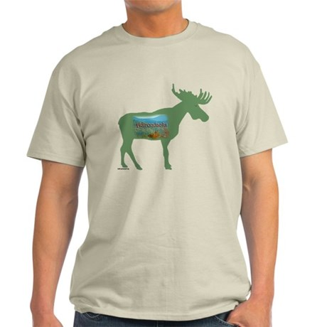 Adirondacks Moose Light T-Shirt