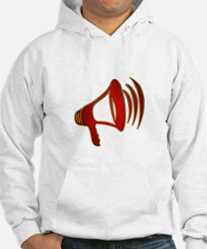 Cute Red house records Hoodie