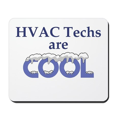 HVAC Mousepad