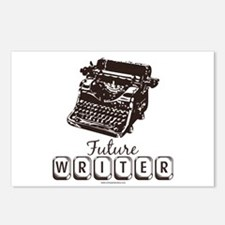 Future Writer Aspring Author Postcards (Package of