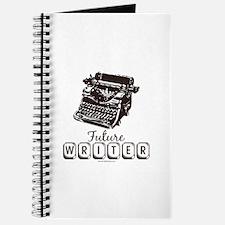 Future Writer Aspring Author Journal