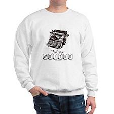 Future Writer Aspring Author Sweatshirt