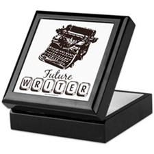 Future Writer Aspring Author Keepsake Box