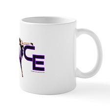Royal Purple Dance Small Small Mug